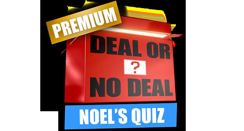 Deal Or No Deal Premium