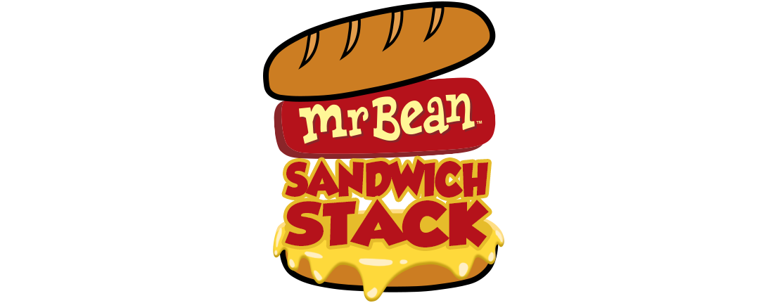 Mr Bean Sandwich Stack