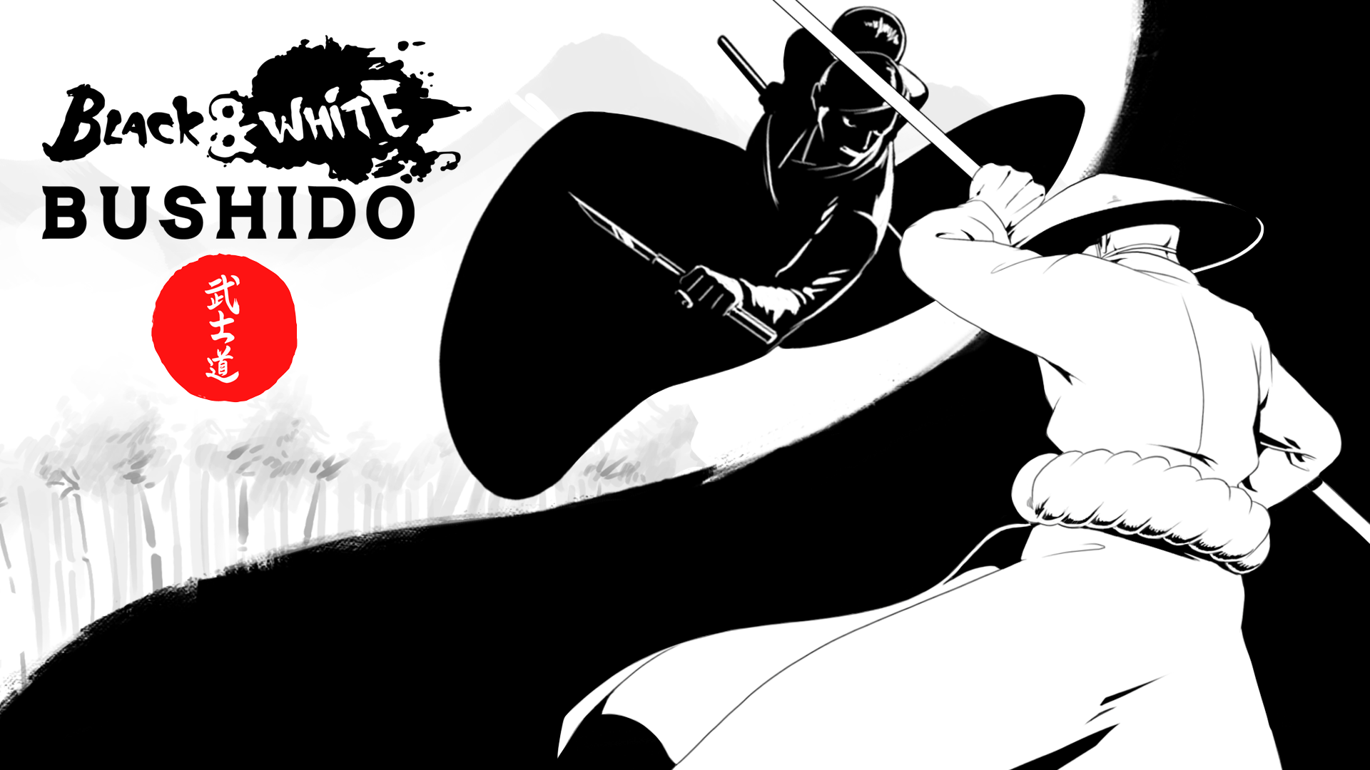 Black and white bushido postmortem