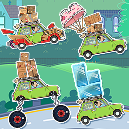 Mr Bean - Special Delivery Boosters